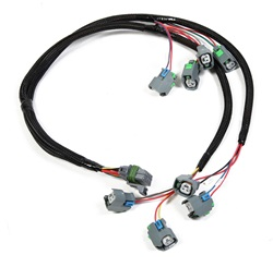 Holley Fuel Injection Harness (558-201)