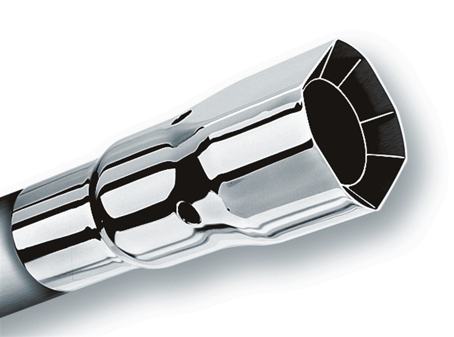 Borla Exhaust Tail Pipe Tip (20113)
