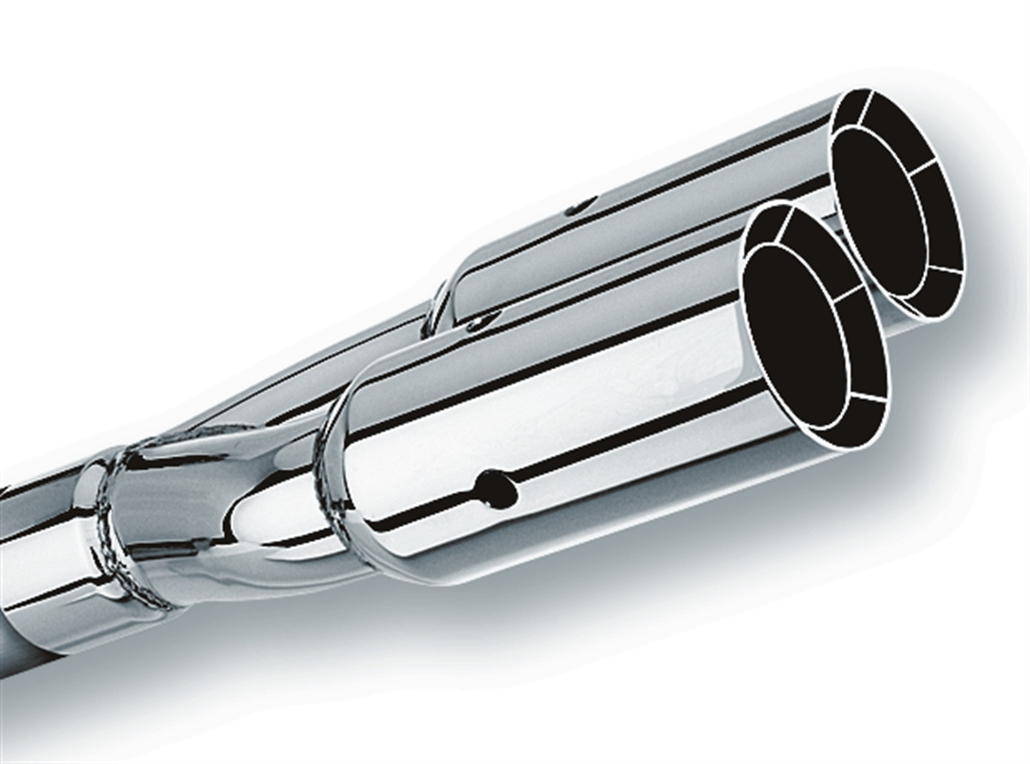 Borla Exhaust Tail Pipe Tip (20203)