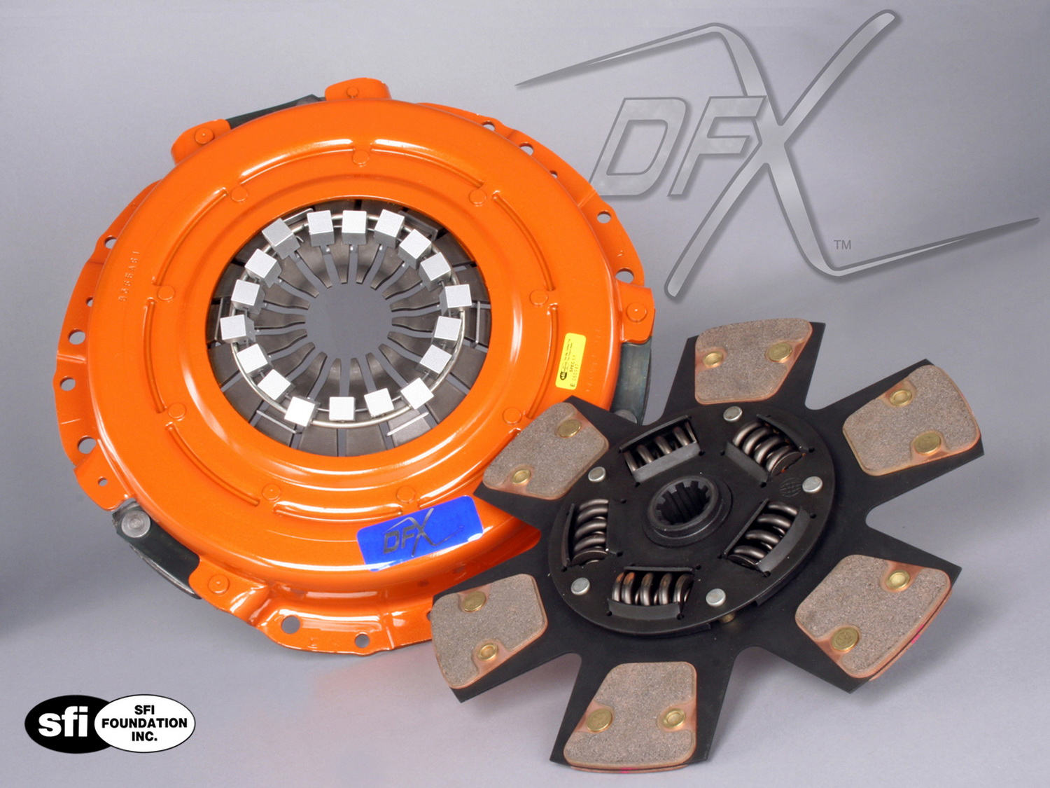 Centerforce Clutch Pressure Plate and Disc Set (01800075)