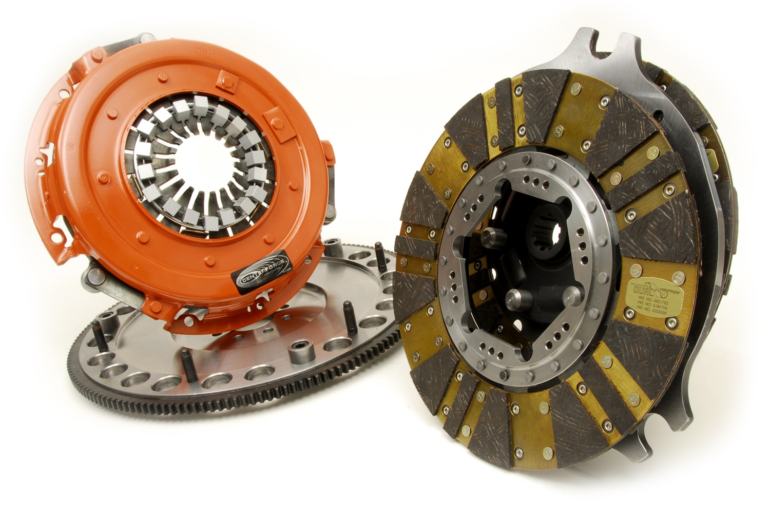 Centerforce Clutch Kit (04214805)