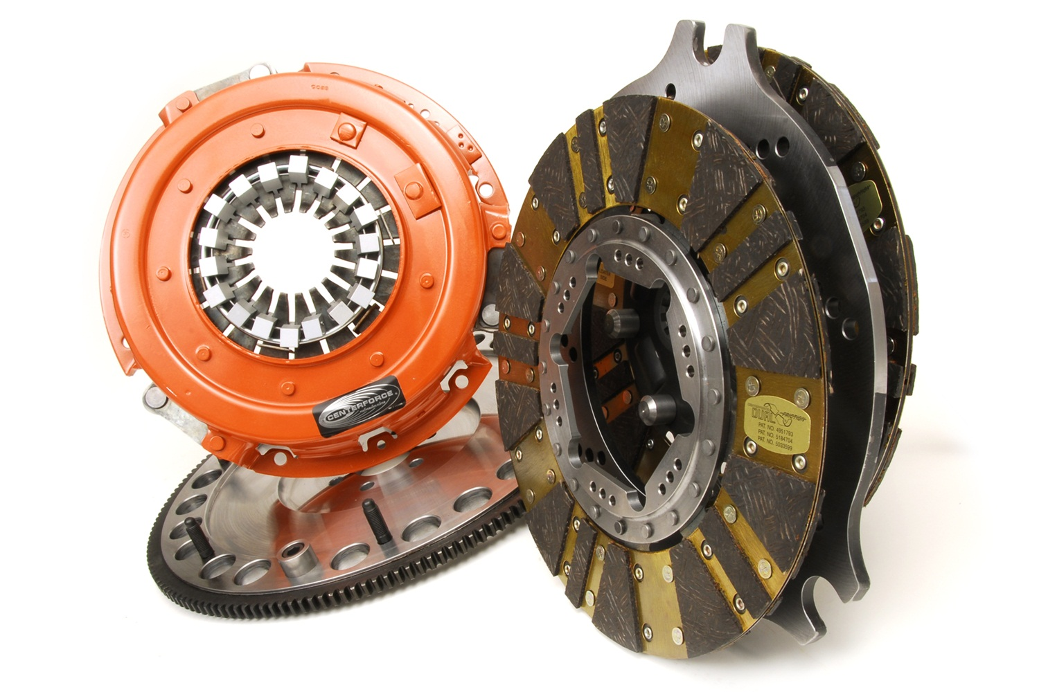 Centerforce Clutch Kit (04214810)