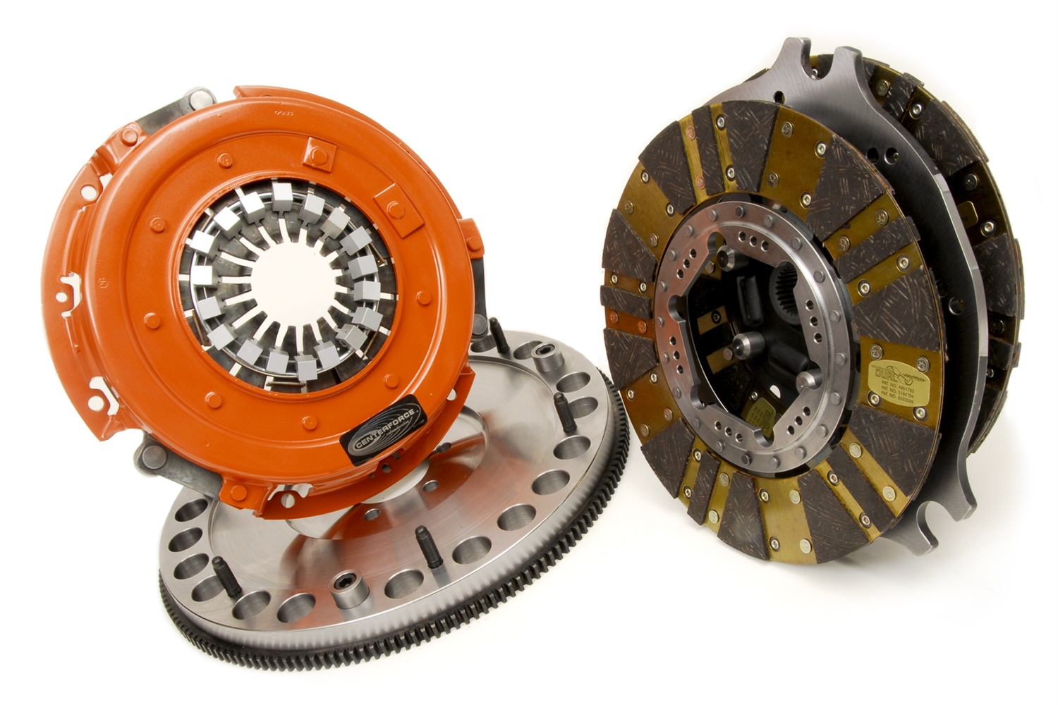 Centerforce Clutch Kit (04614820)