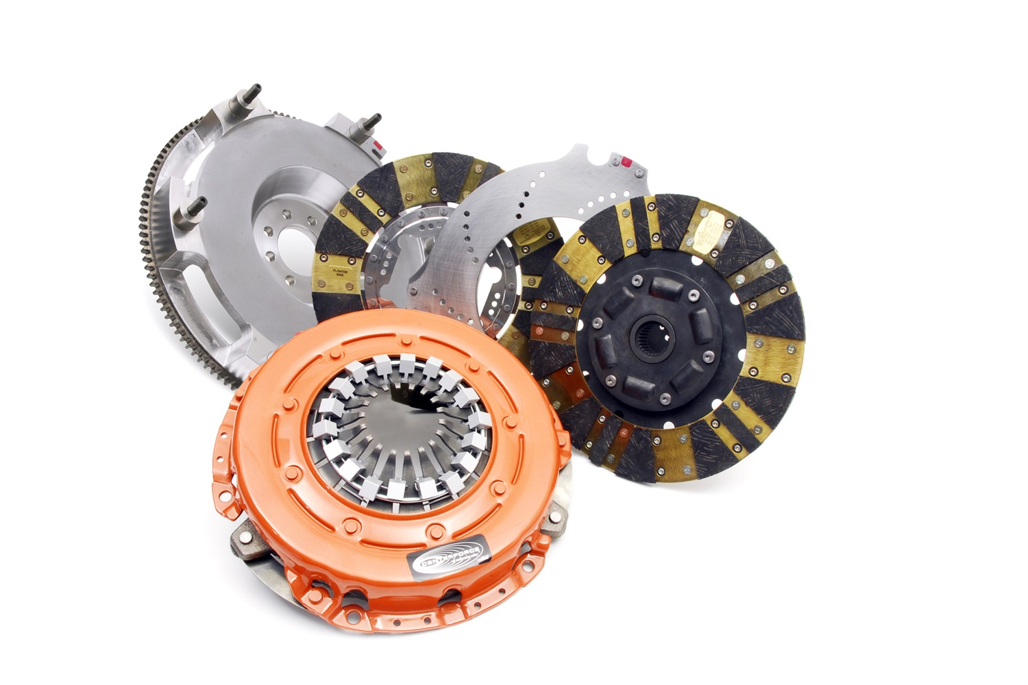 Centerforce Clutch Kit (04615690)