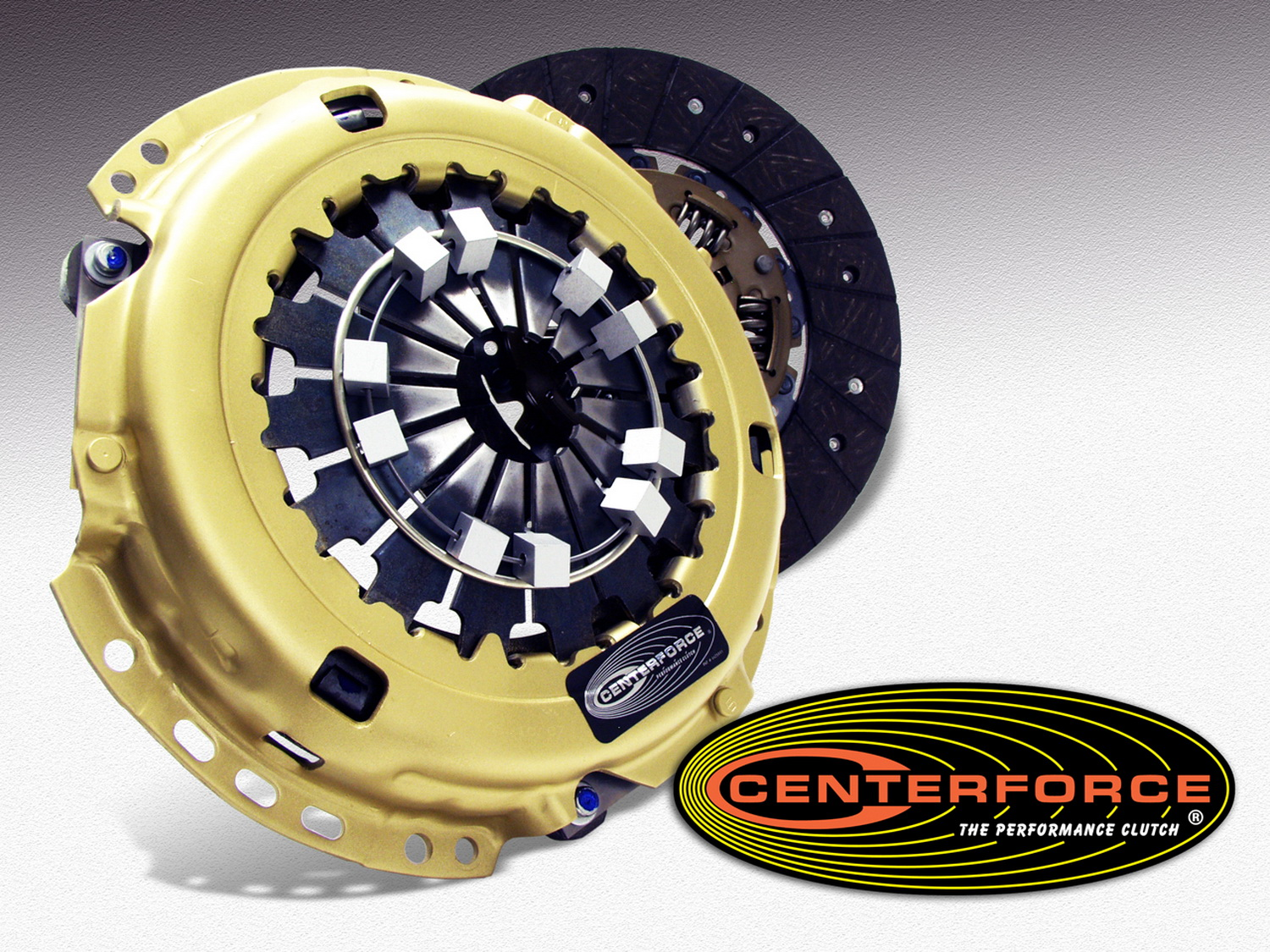 Centerforce Clutch Pressure Plate and Disc Set (CF110501)