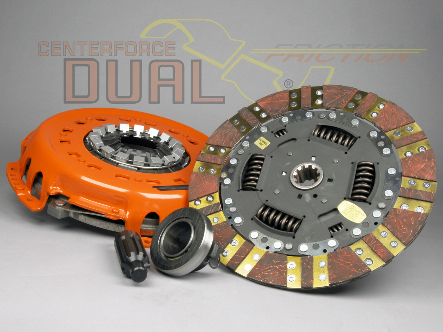 Centerforce Clutch Kit (DF320539)