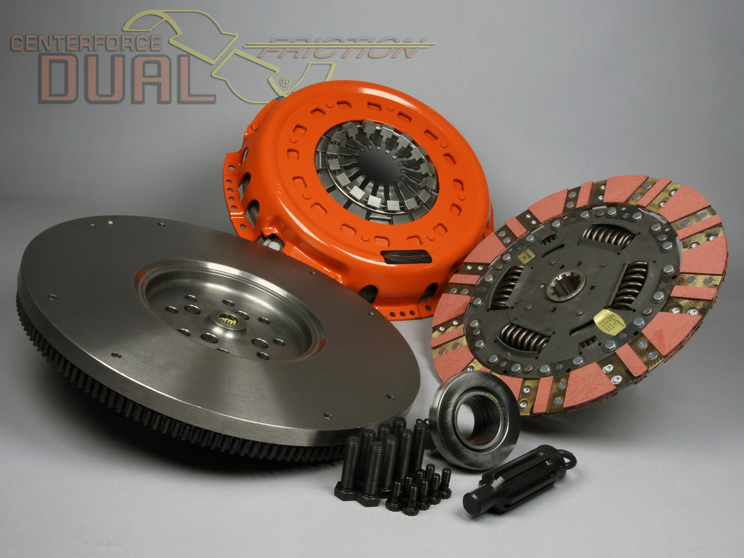 Centerforce Clutch Kit (DF413523)