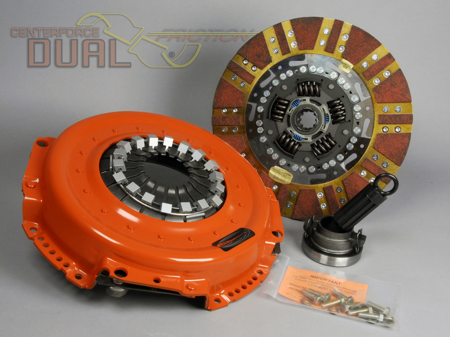 Centerforce Clutch Kit (DF489989)