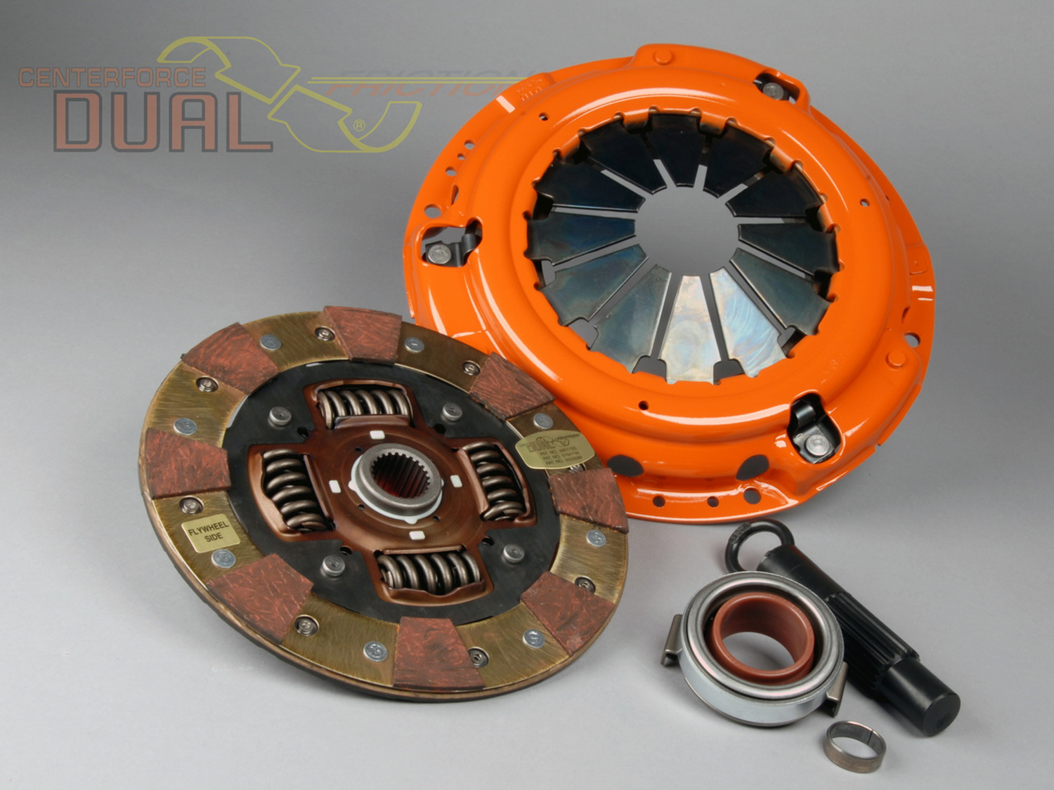 Centerforce Clutch Kit (DF538822)