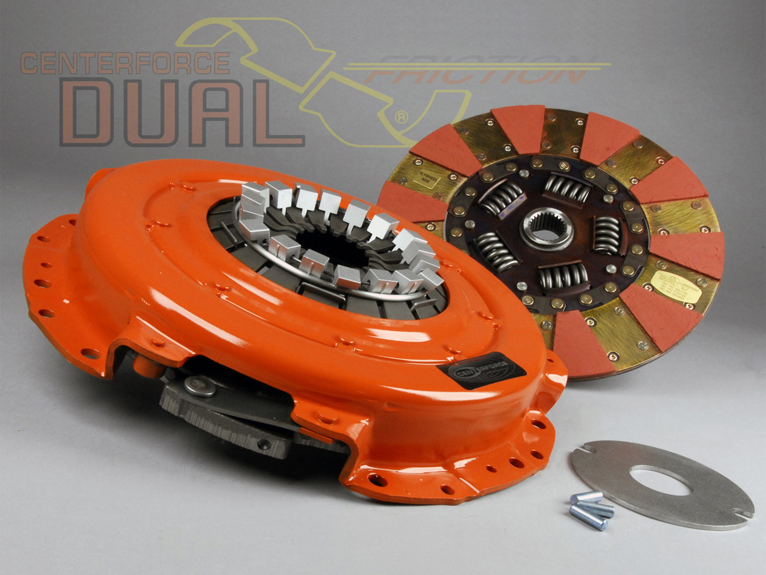 Centerforce Clutch Kit (DF570841)