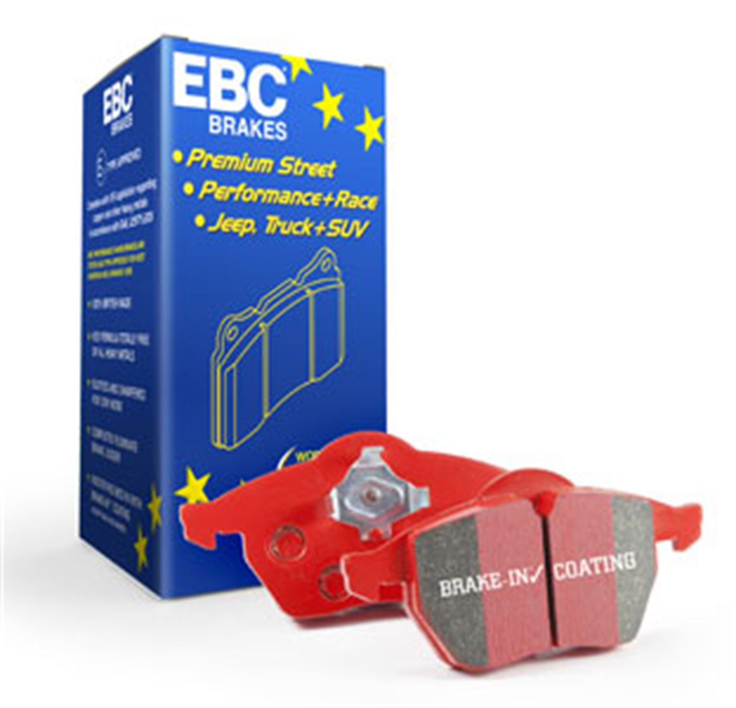 EBC Brakes Disc Brake Pad (DP31772C)
