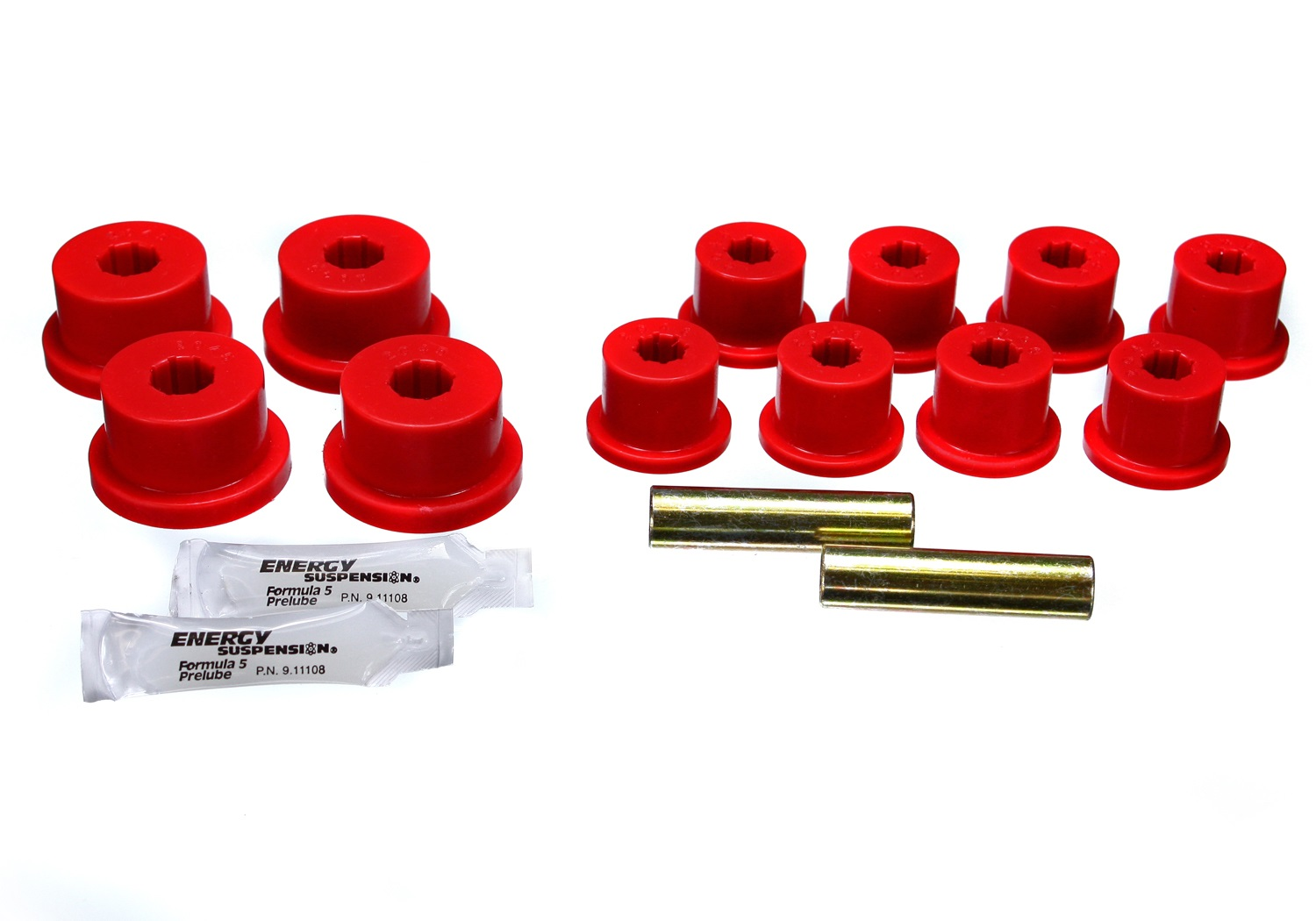 Energy Suspension Leaf Spring Bushing (1.2101R)