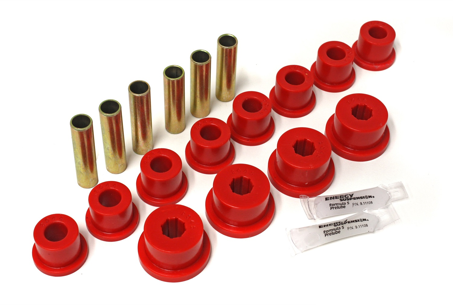 Energy Suspension Leaf Spring Bushing (1.2102R)