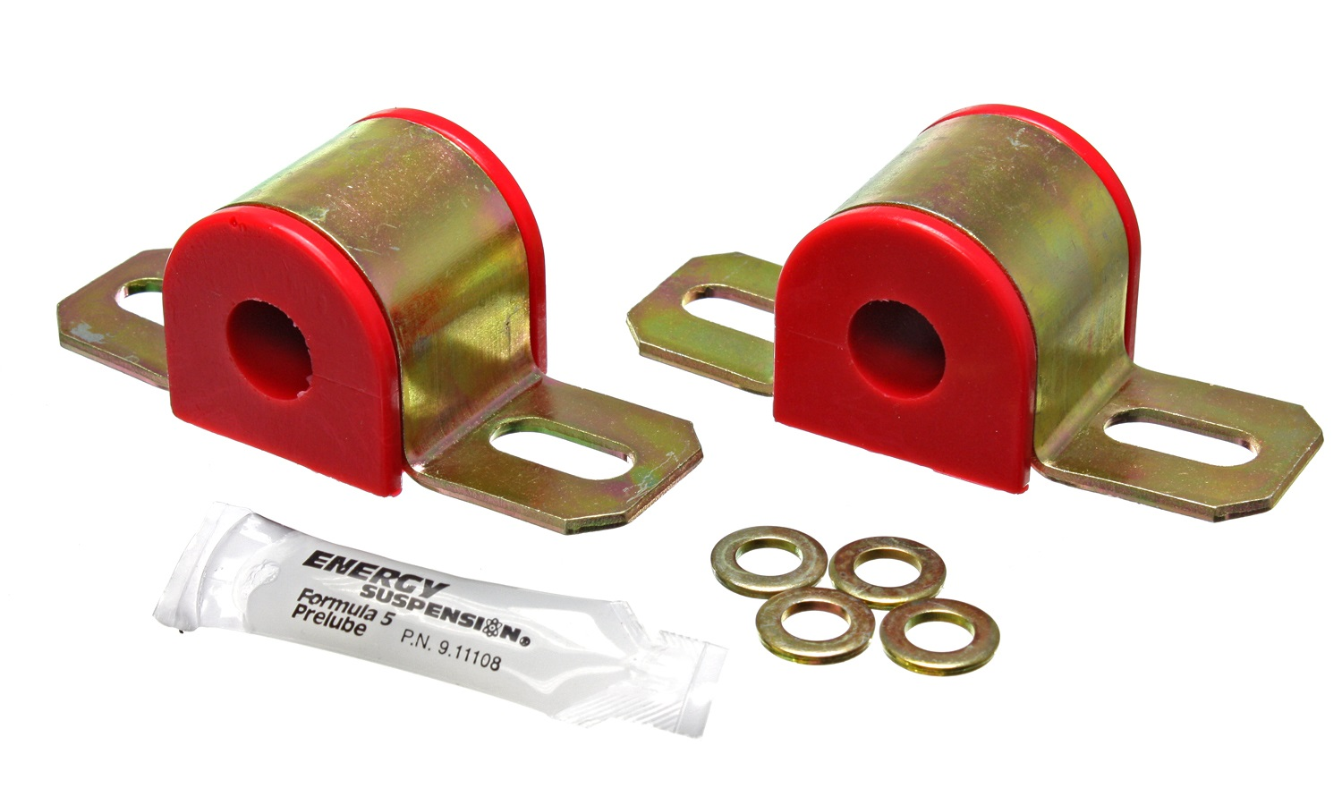 Energy Suspension Suspension Stabilizer Bar Bushing Kit (9.5108R)
