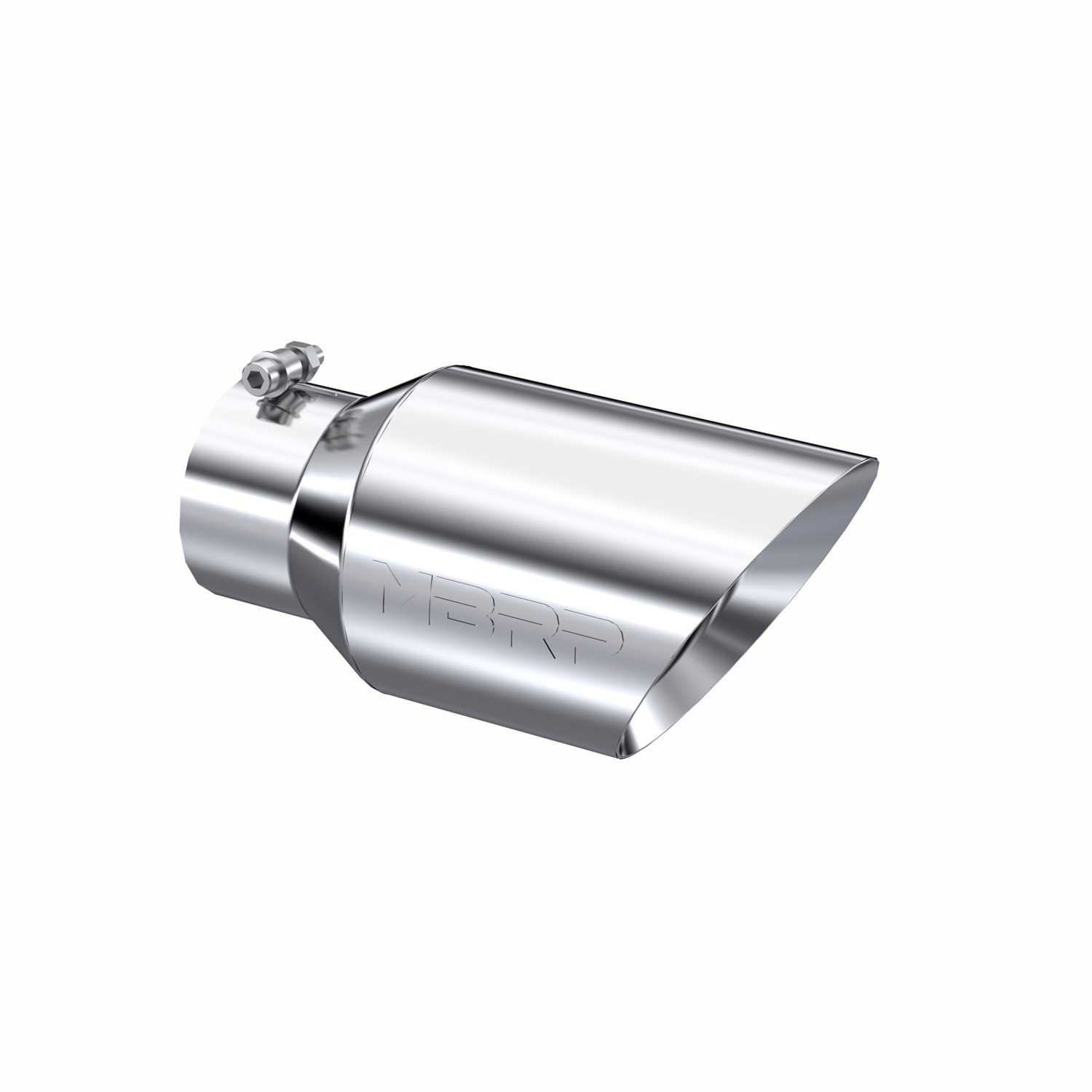MBRP Exhaust Exhaust Tail Pipe Tip (T5072)