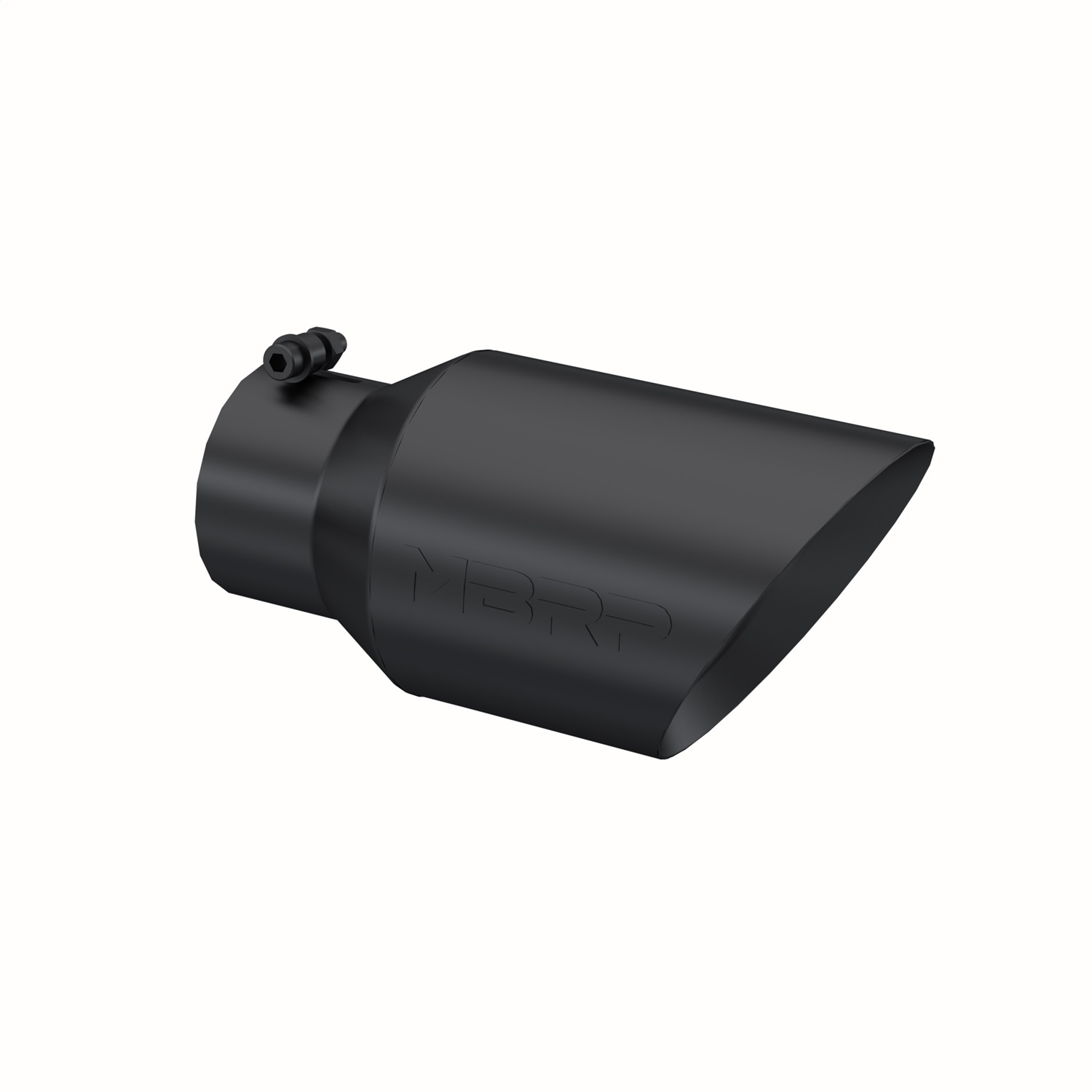 MBRP Exhaust Exhaust Tail Pipe Tip (T5072BLK)
