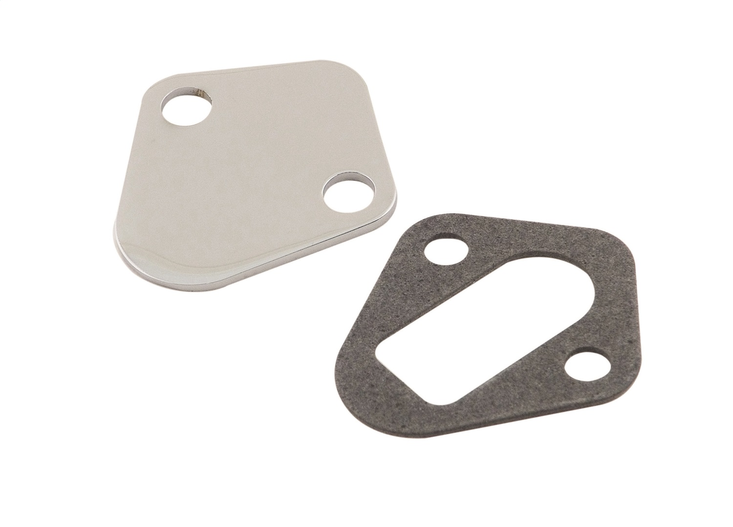 Mr. Gasket Fuel Pump Block-Off Plate (1516)