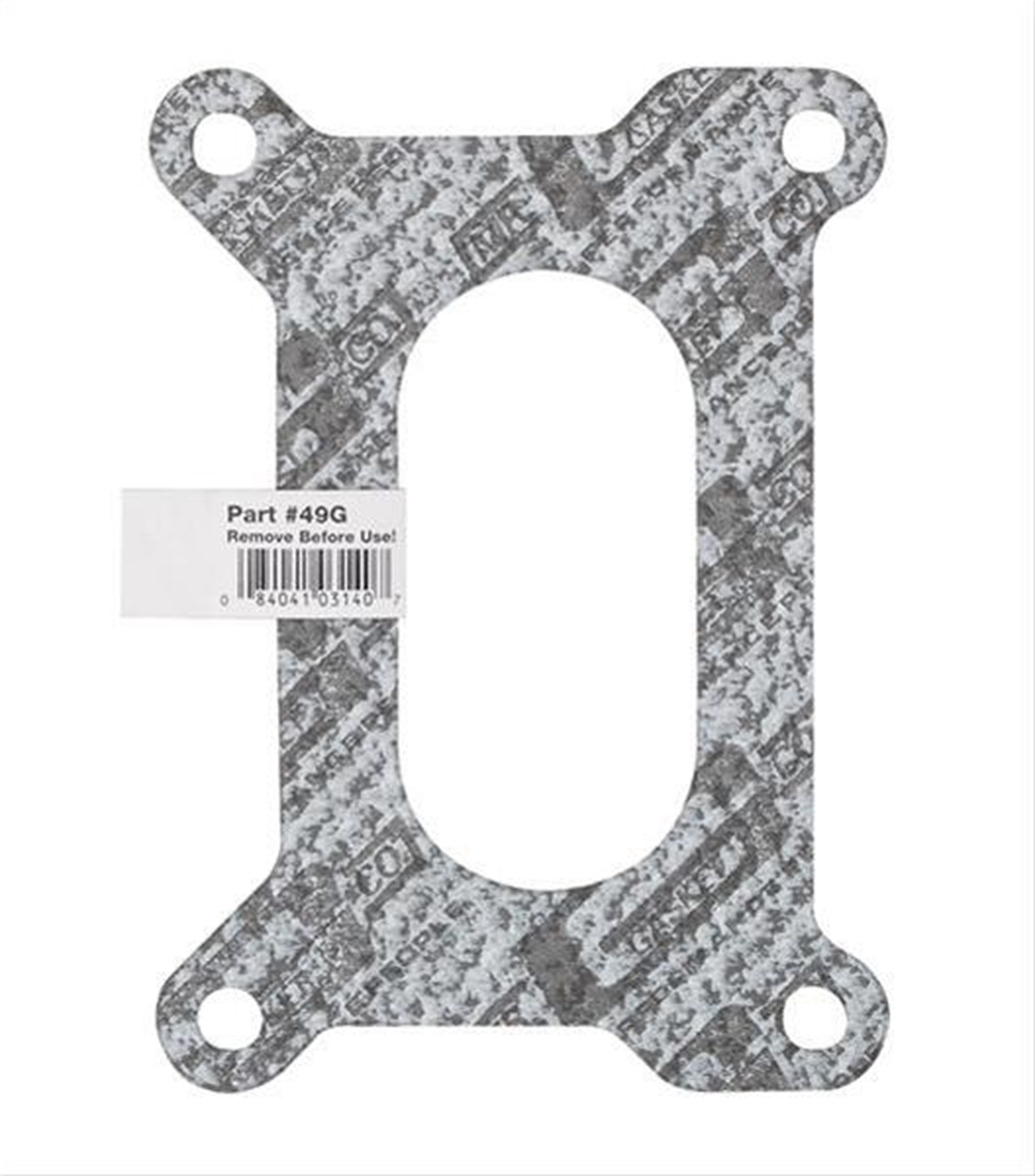 Mr. Gasket Carburetor Mounting Gasket (49G)