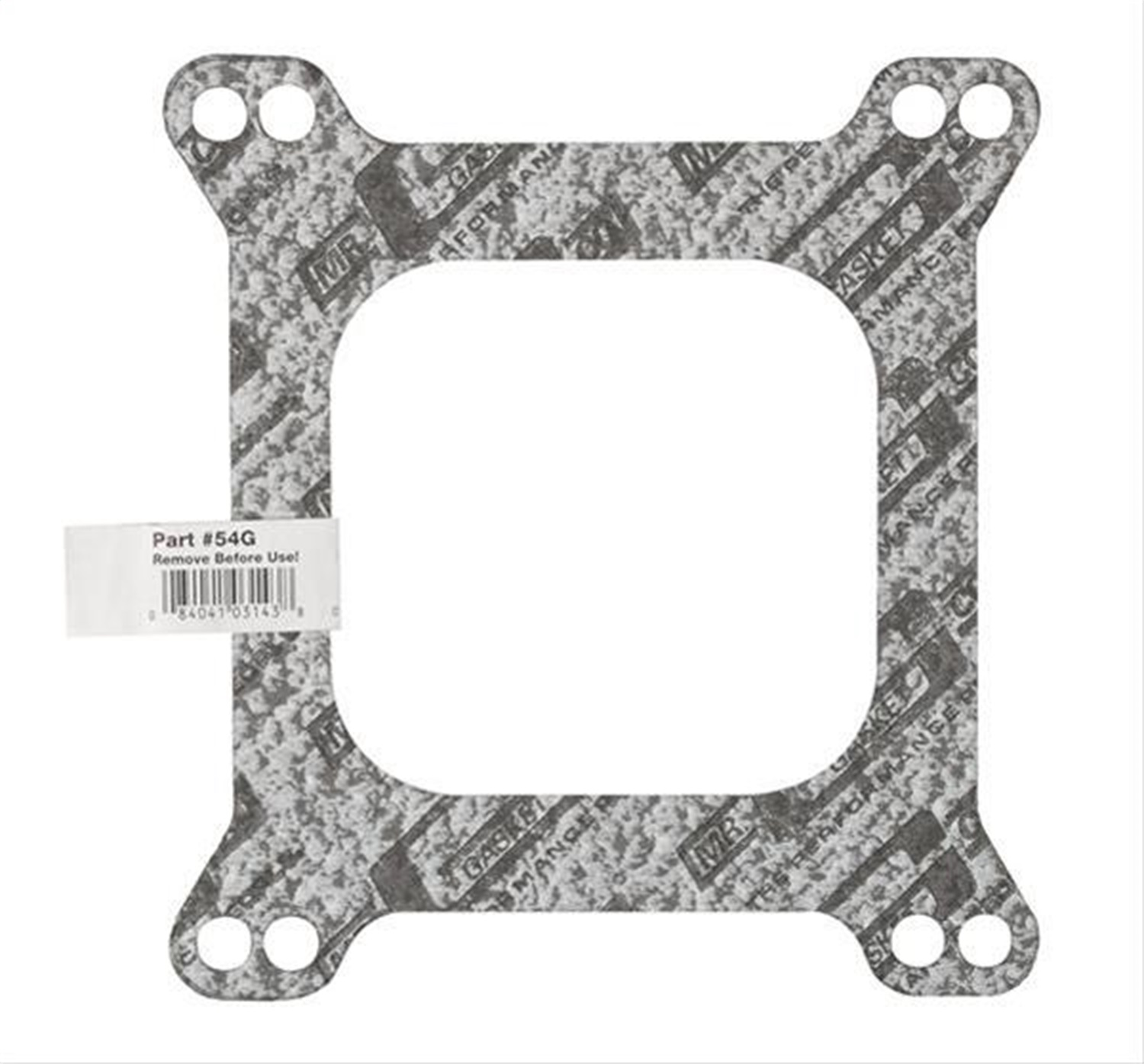 Mr. Gasket Carburetor Mounting Gasket (54G)