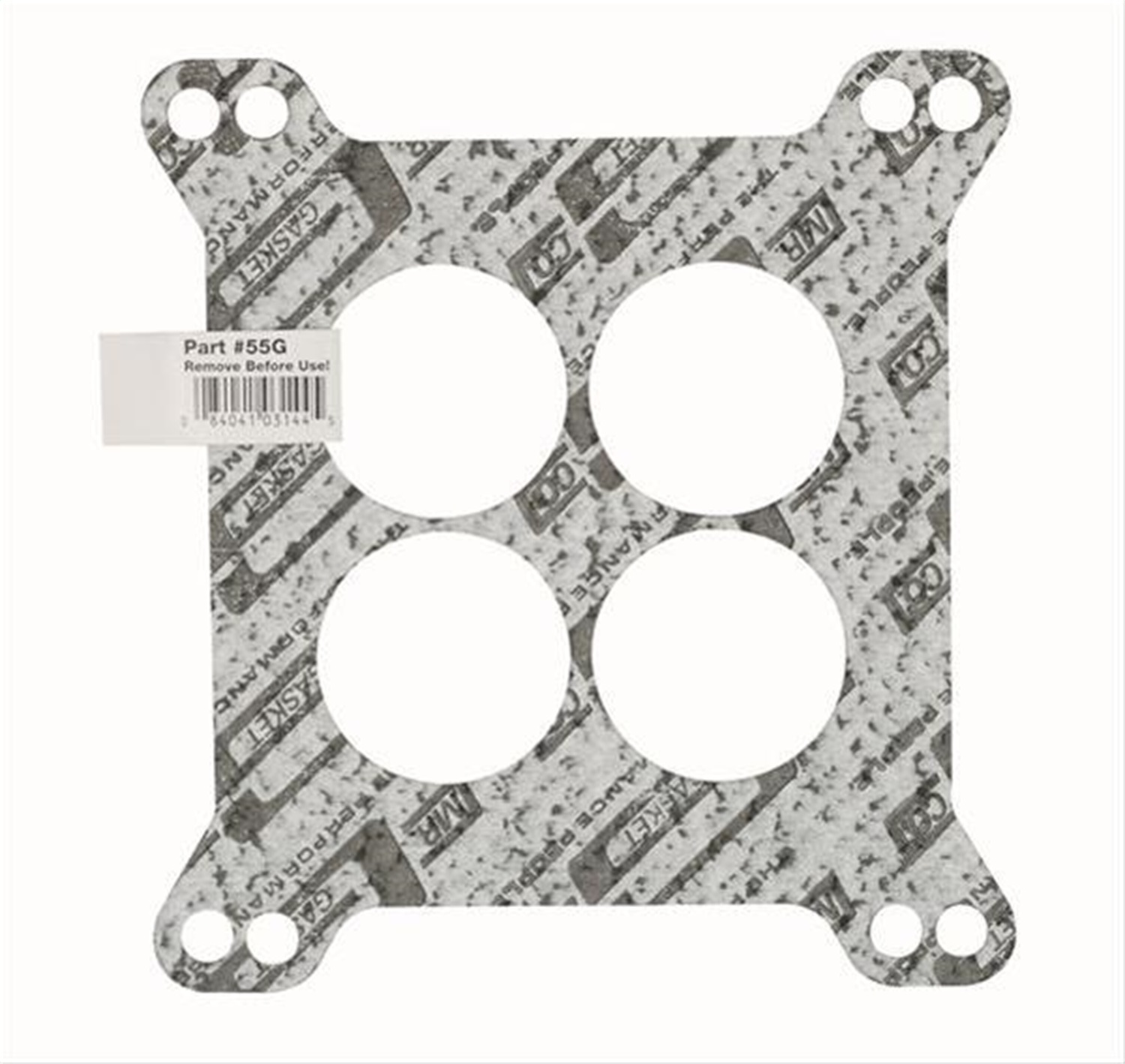 Mr. Gasket Carburetor Mounting Gasket (55G)