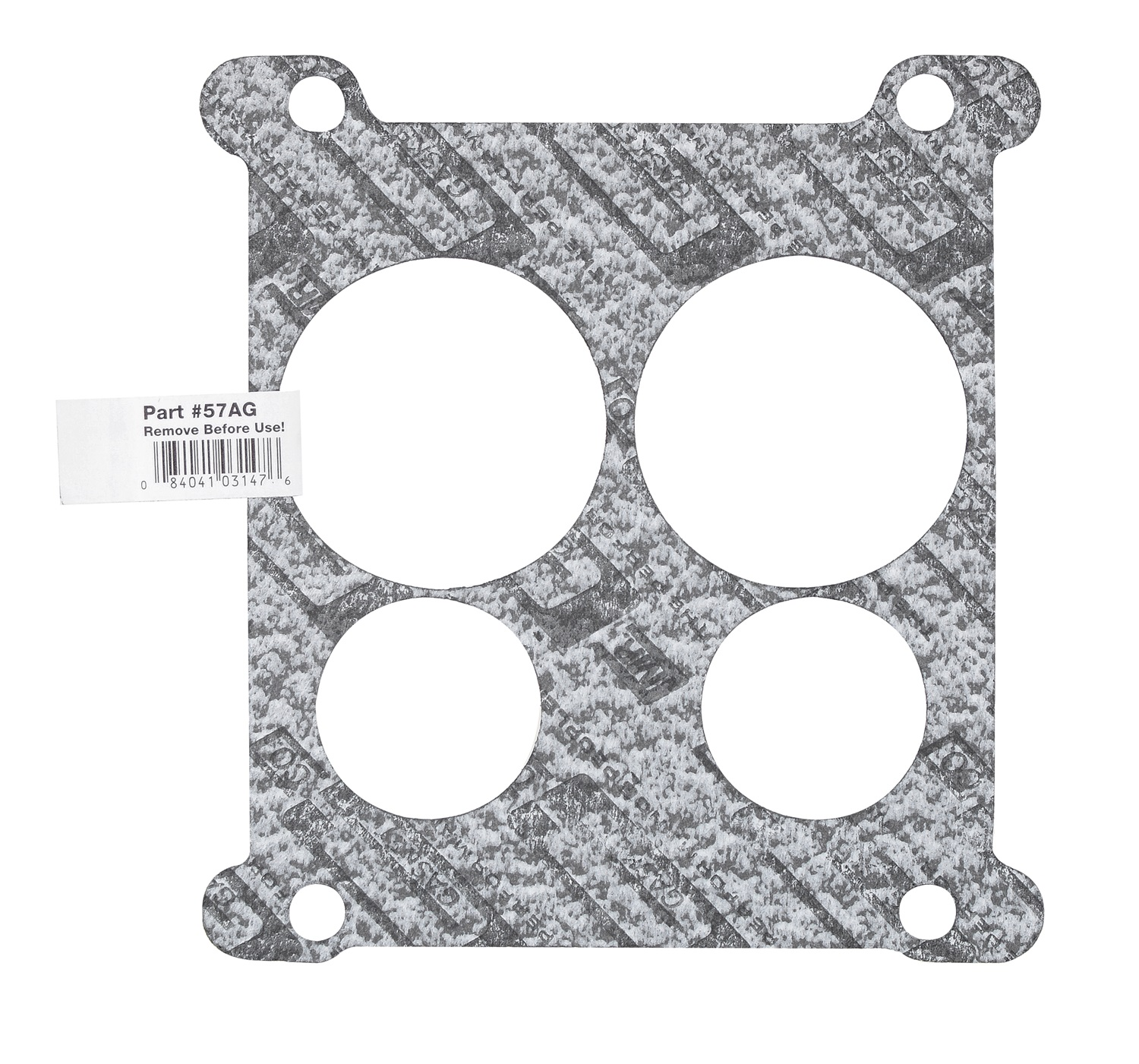 Mr. Gasket Carburetor Mounting Gasket (57AG)