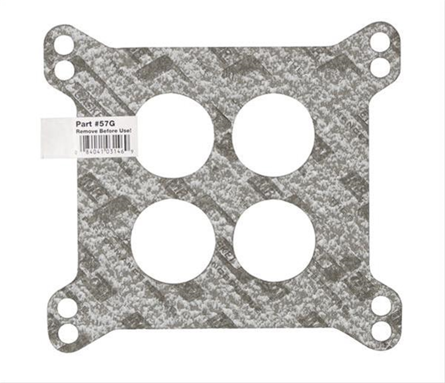 Mr. Gasket Carburetor Mounting Gasket (57G)