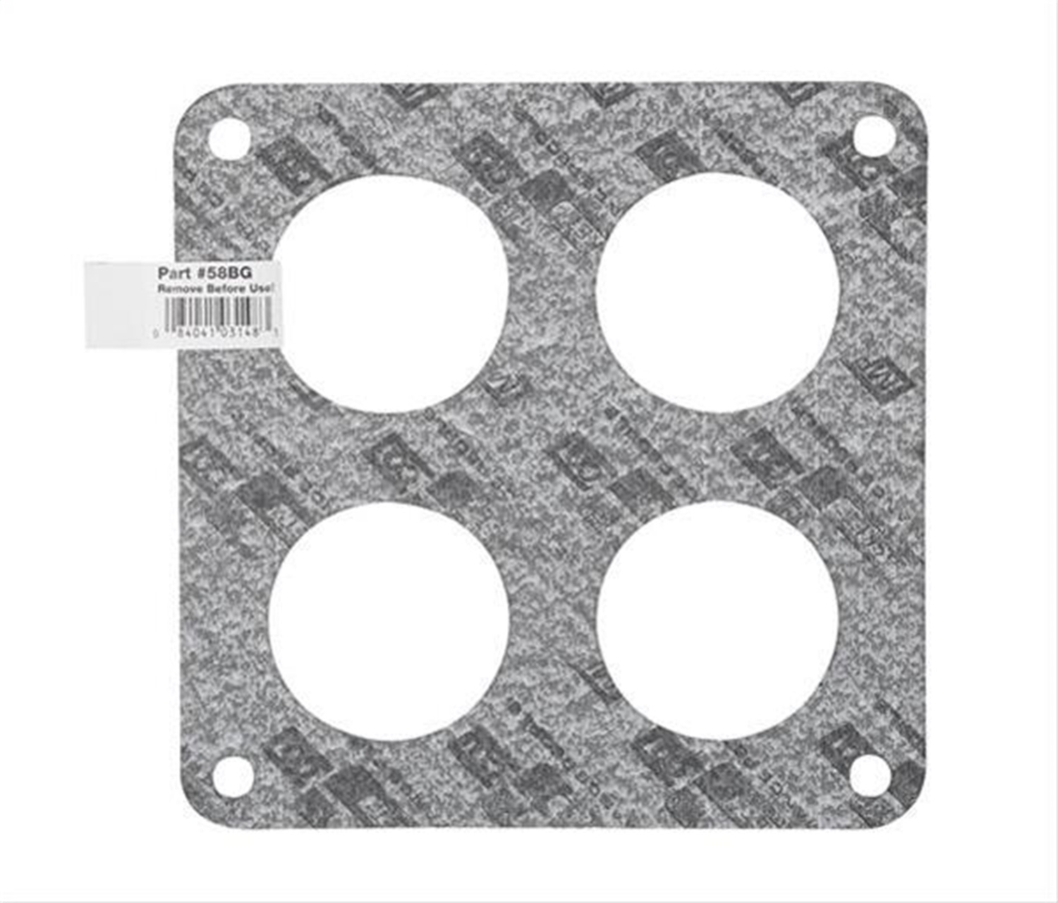 Mr. Gasket Carburetor Mounting Gasket (58BG)