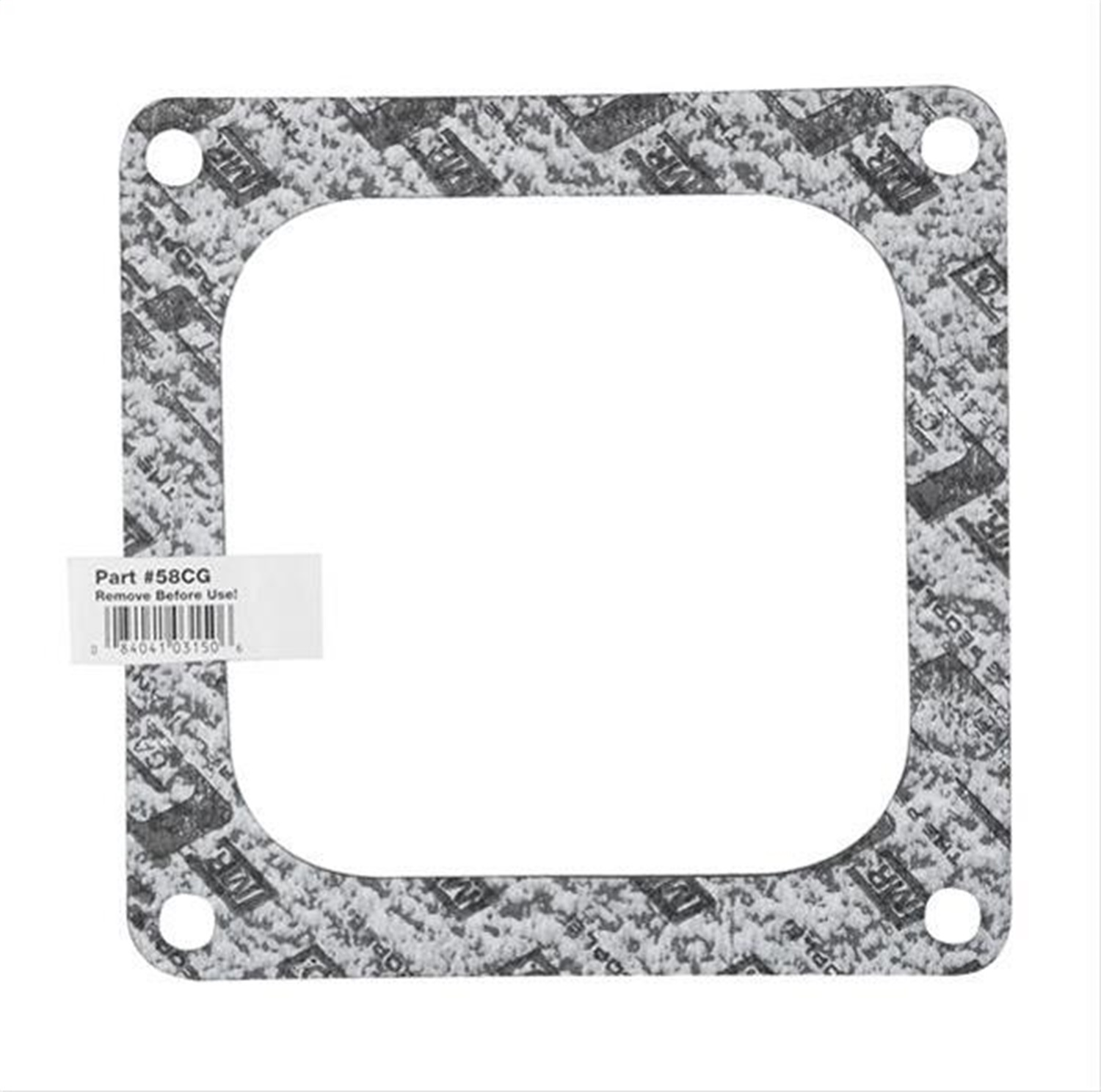 Mr. Gasket Carburetor Mounting Gasket (58CG)