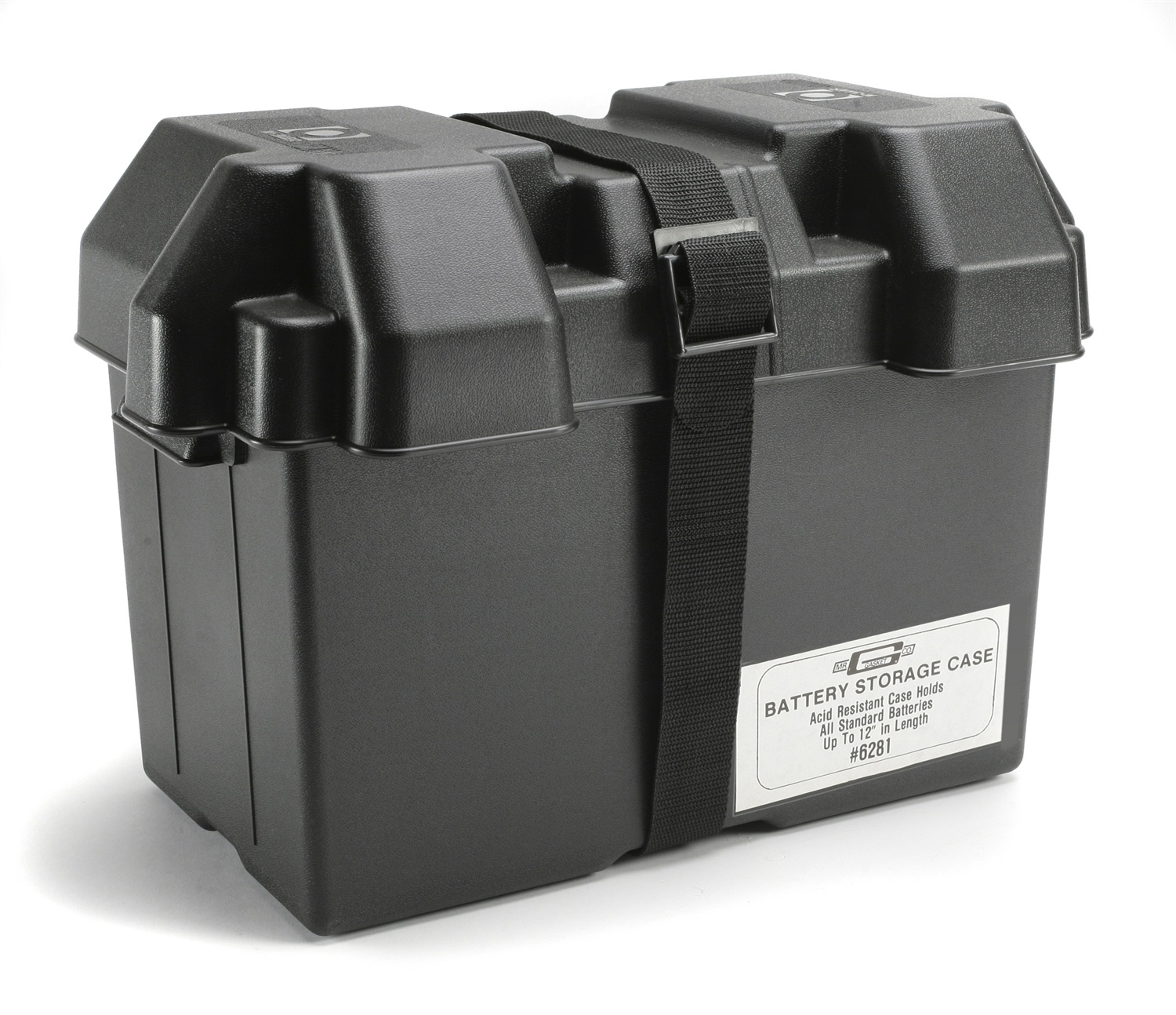 Mr. Gasket Battery Box (6281)