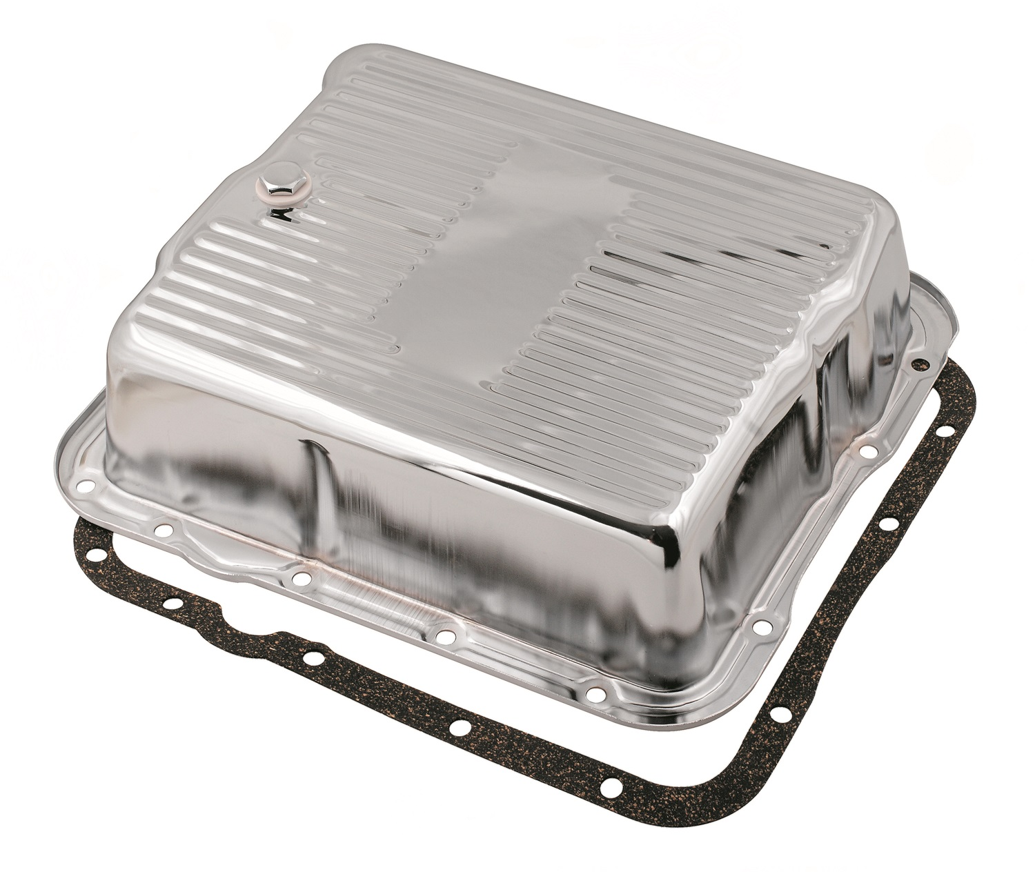 Mr. Gasket Auto Trans Oil Pan (9732D)