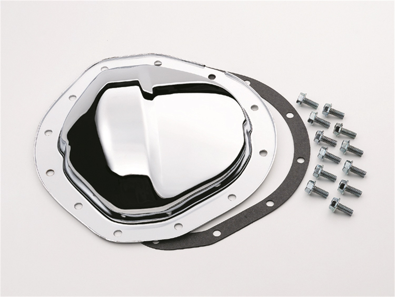 Mr. Gasket Differential Cover                                                                                   (9895)