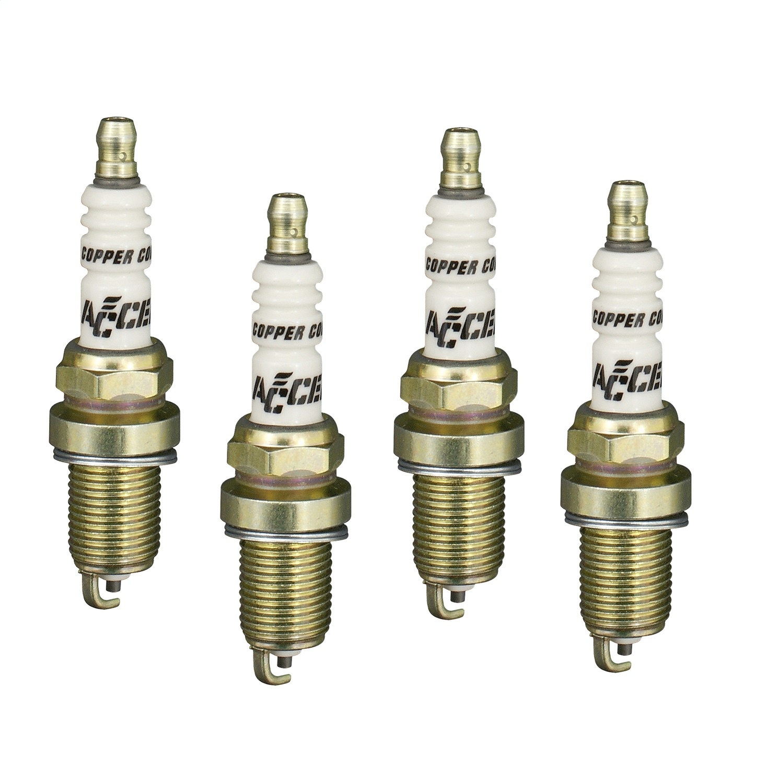 ACCEL 0416S-4 SPARK PLUG,ACCEL 4-PK