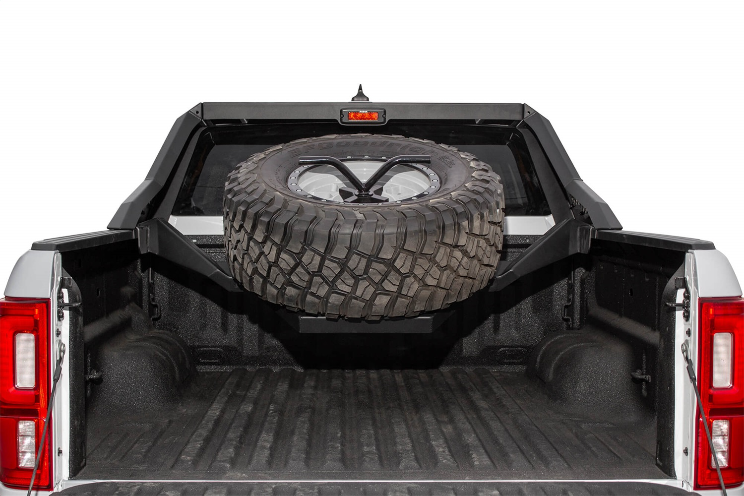 Addictive Desert Designs C99558NA01NA HoneyBadger In-Bed Tire Carrier