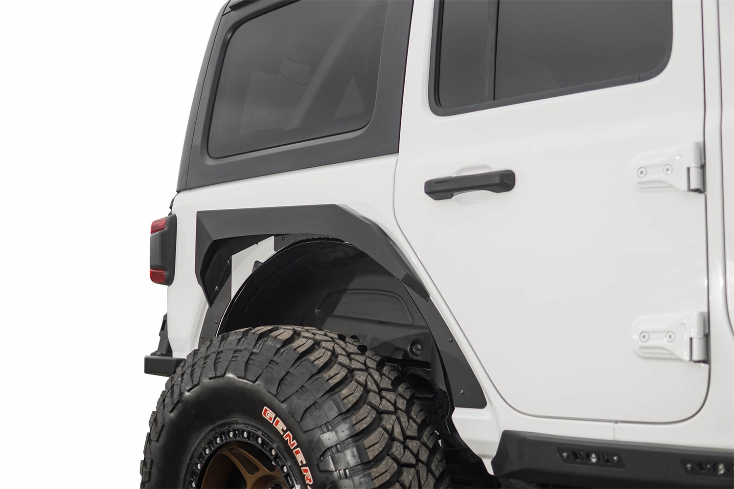 Addictive Desert Designs D96164801NA Rock Fighter Fenders Fits Wrangler (JL)