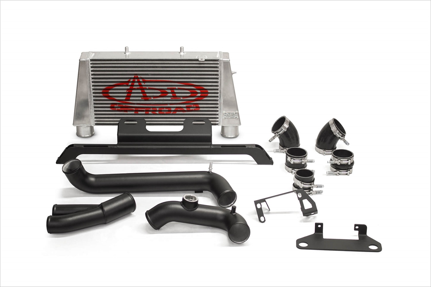 Addictive Desert Designs IC1650KIT Intercooler Relocation Kit Fits 17-19 F-150
