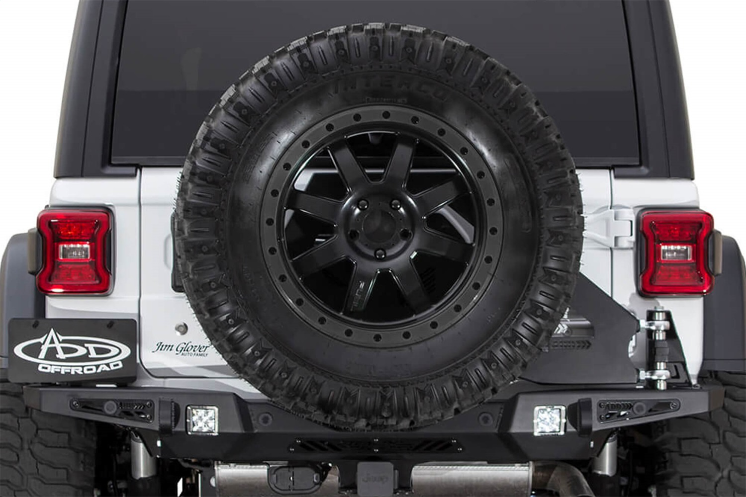 Addictive Desert Designs T96912NA01NA Stealth Fighter Tire Carrier