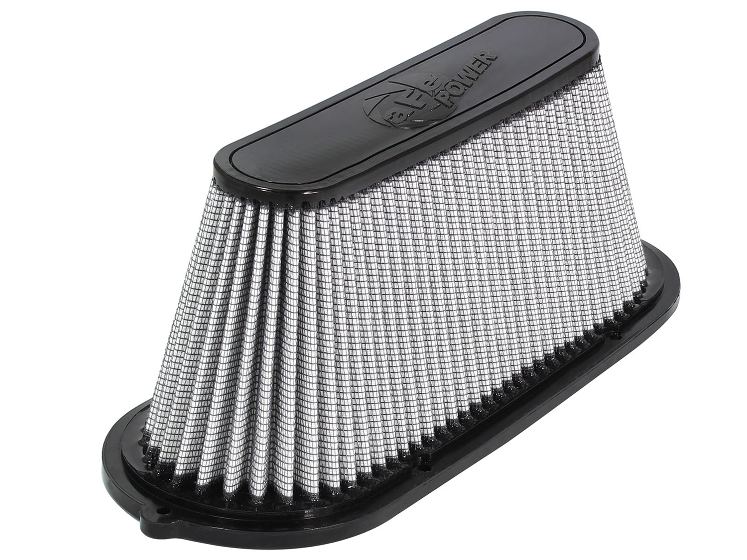 aFe Power 11-10118 Magnum FLOW Pro DRY S OE Replacement Air Filter Fits Corvette