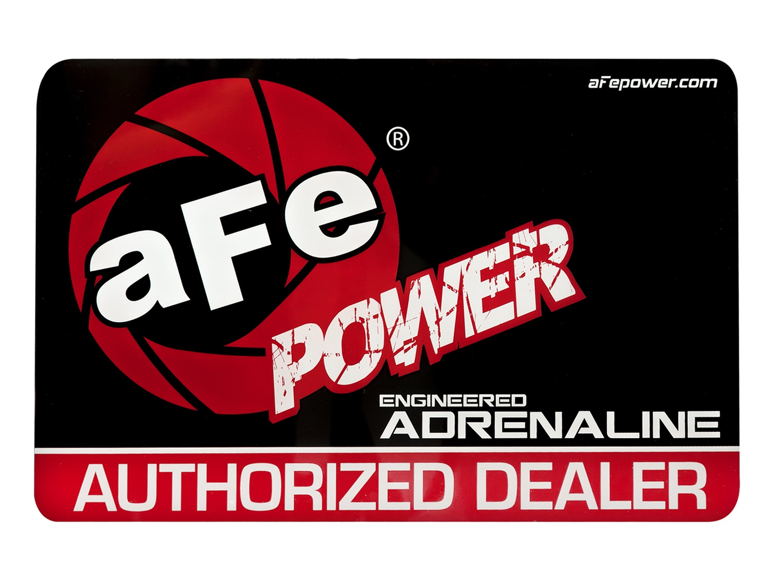 AFE Filters 40-10207 aFe POWER Decal Badge Car & Truck Parts Car ...
