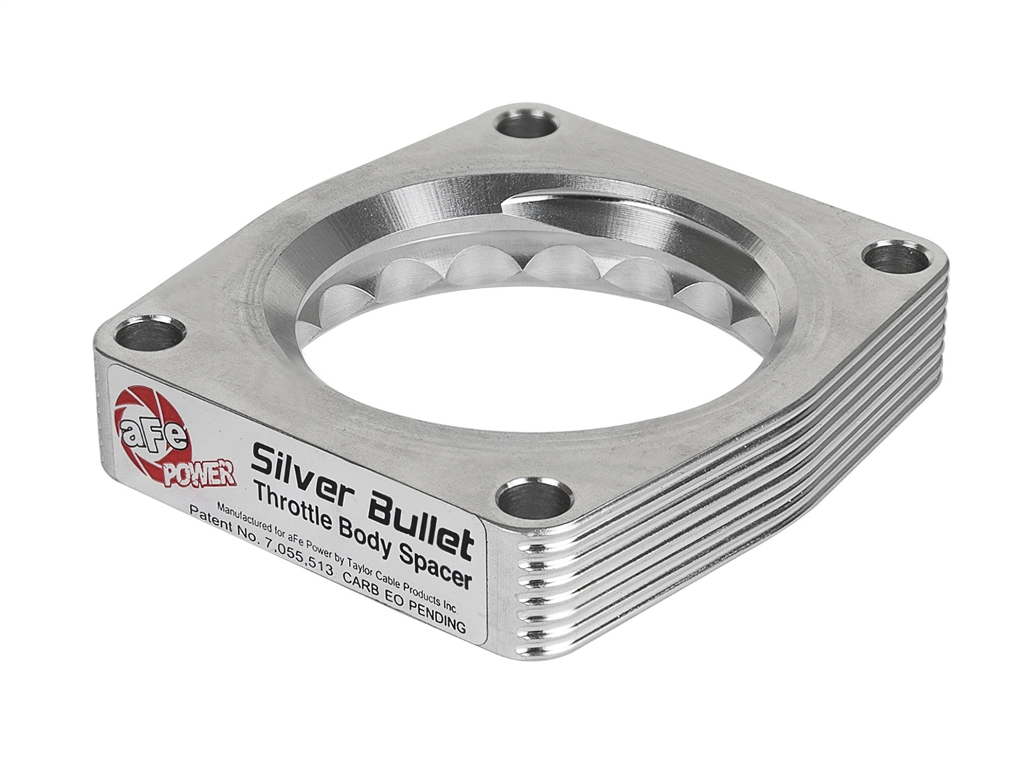 aFe Power Silver Bullet 46-33005 Ford Throttle Body Spacer