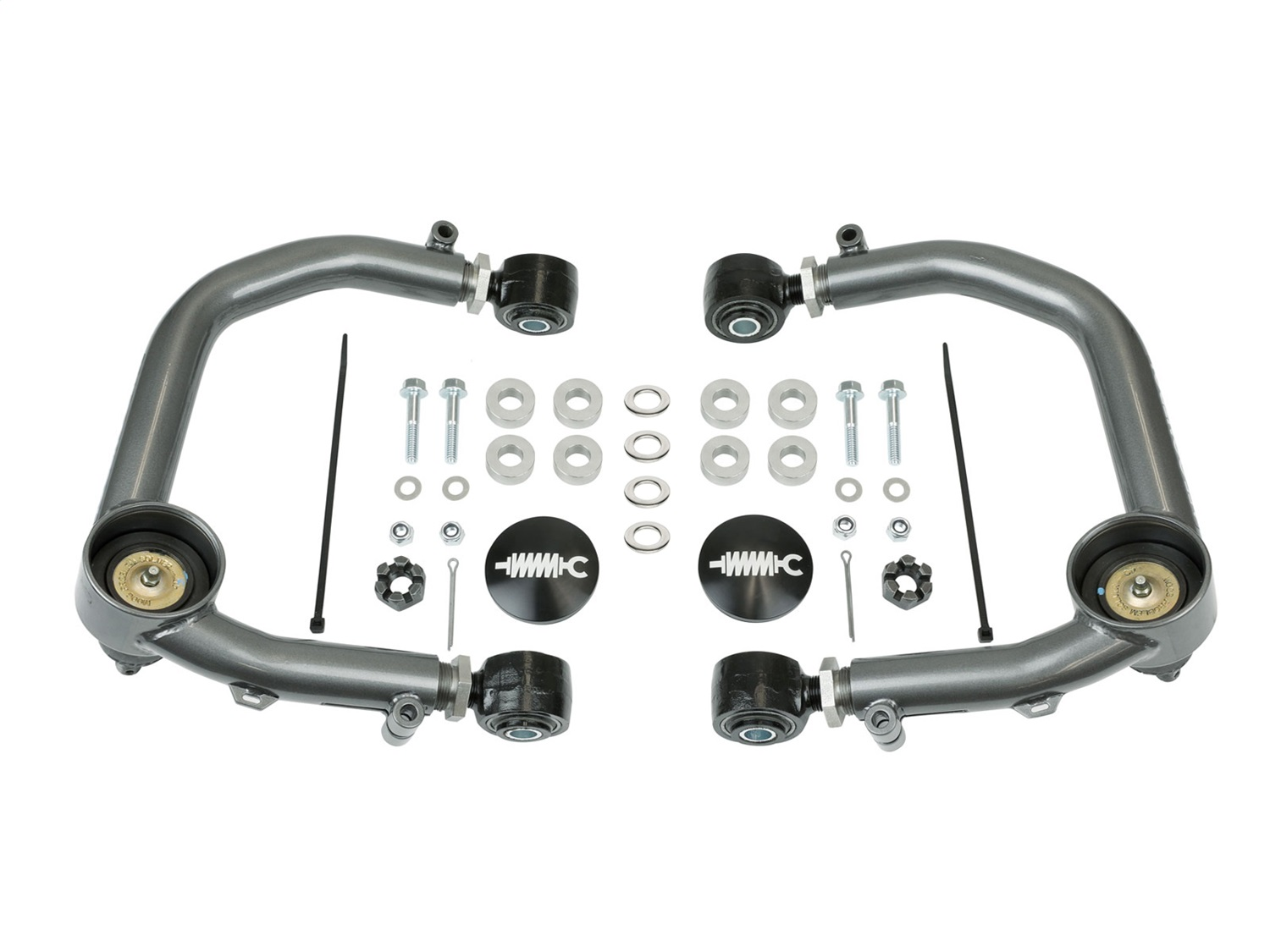 AFE Filters 460-72T001-G aFe Control Upper Control Arm Kit Fits 05-21 Tacoma