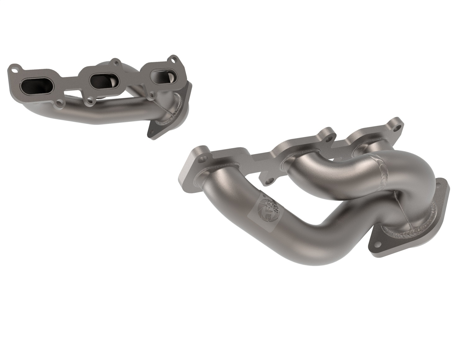 AFE Filters 48-43031-T Twisted Steel Headers Fits 11-17 Mustang