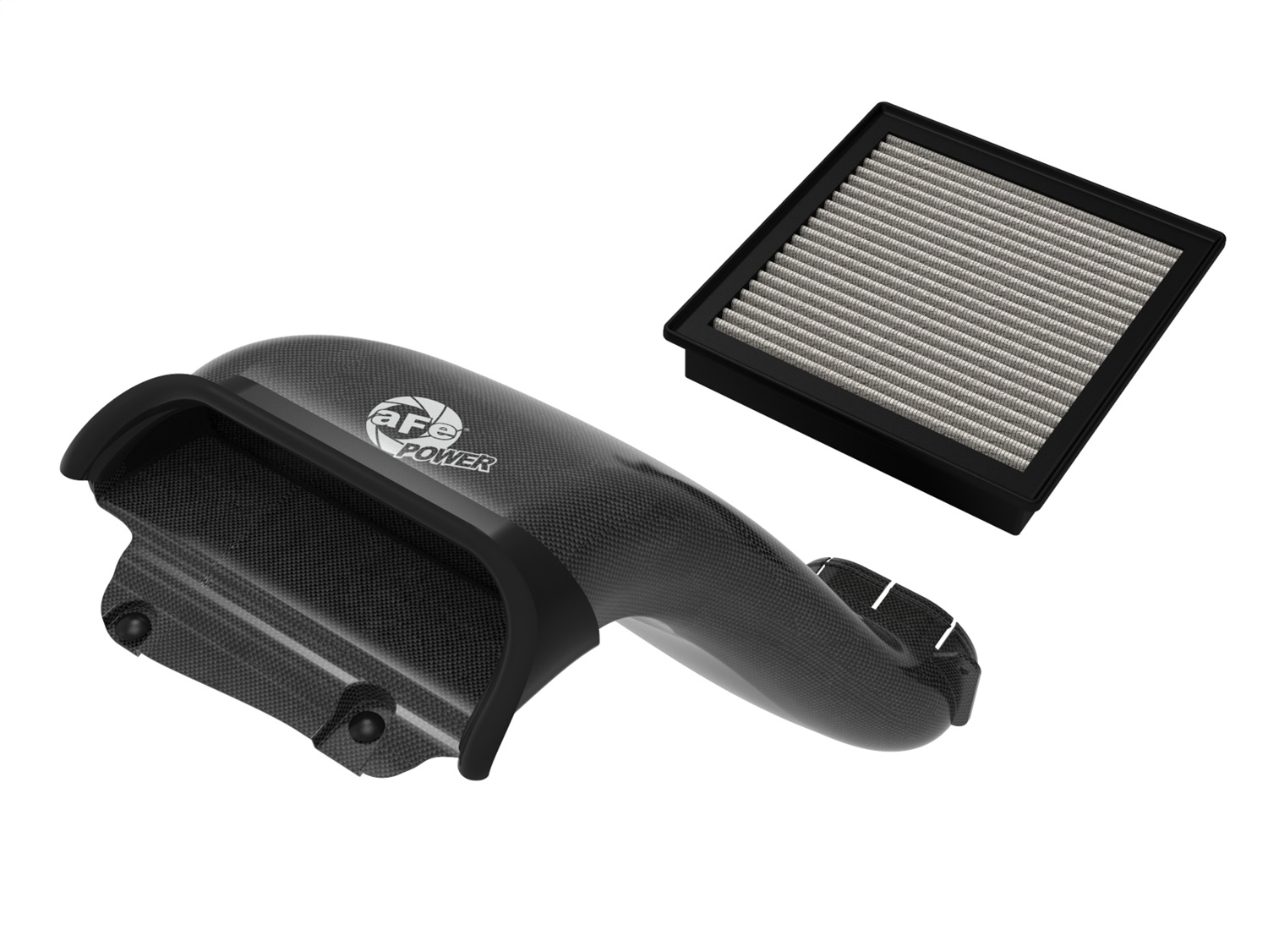AFE Filters 55-10008D Magnum FORCE Super Stock Pro DRY S Air Intake System
