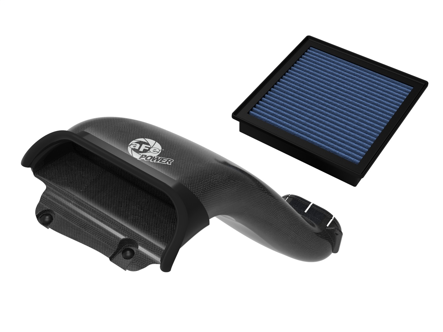 AFE Filters 55-10008R Magnum FORCE Super Stock Pro 5R Air Intake System