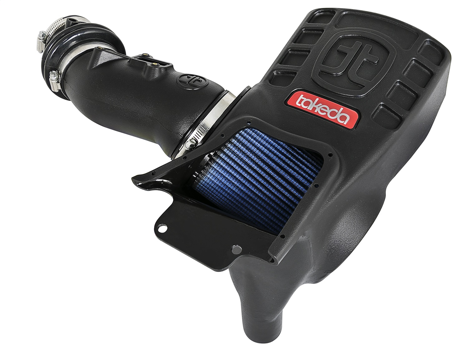 aFe Power TM-1024B-R Takeda Cold Air Intake System for Honda Oiled, 5-Layer Filter