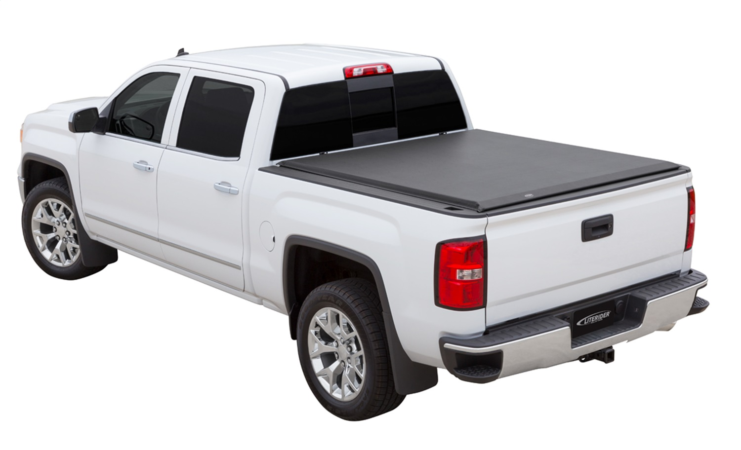 Access Cover 32319 LITERIDER Roll-Up Cover Fits Sierra 1500 Silverado 1500
