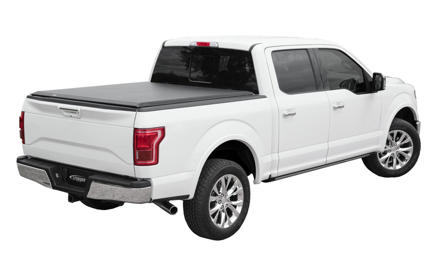 Access Cover 31369 LITERIDER Roll-Up Cover Fits 15-22 F-150