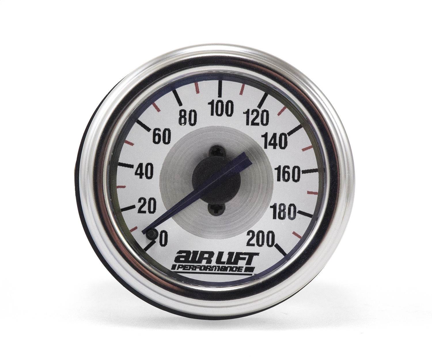Air Lift Performance 26227 Single Needle Air Gauge