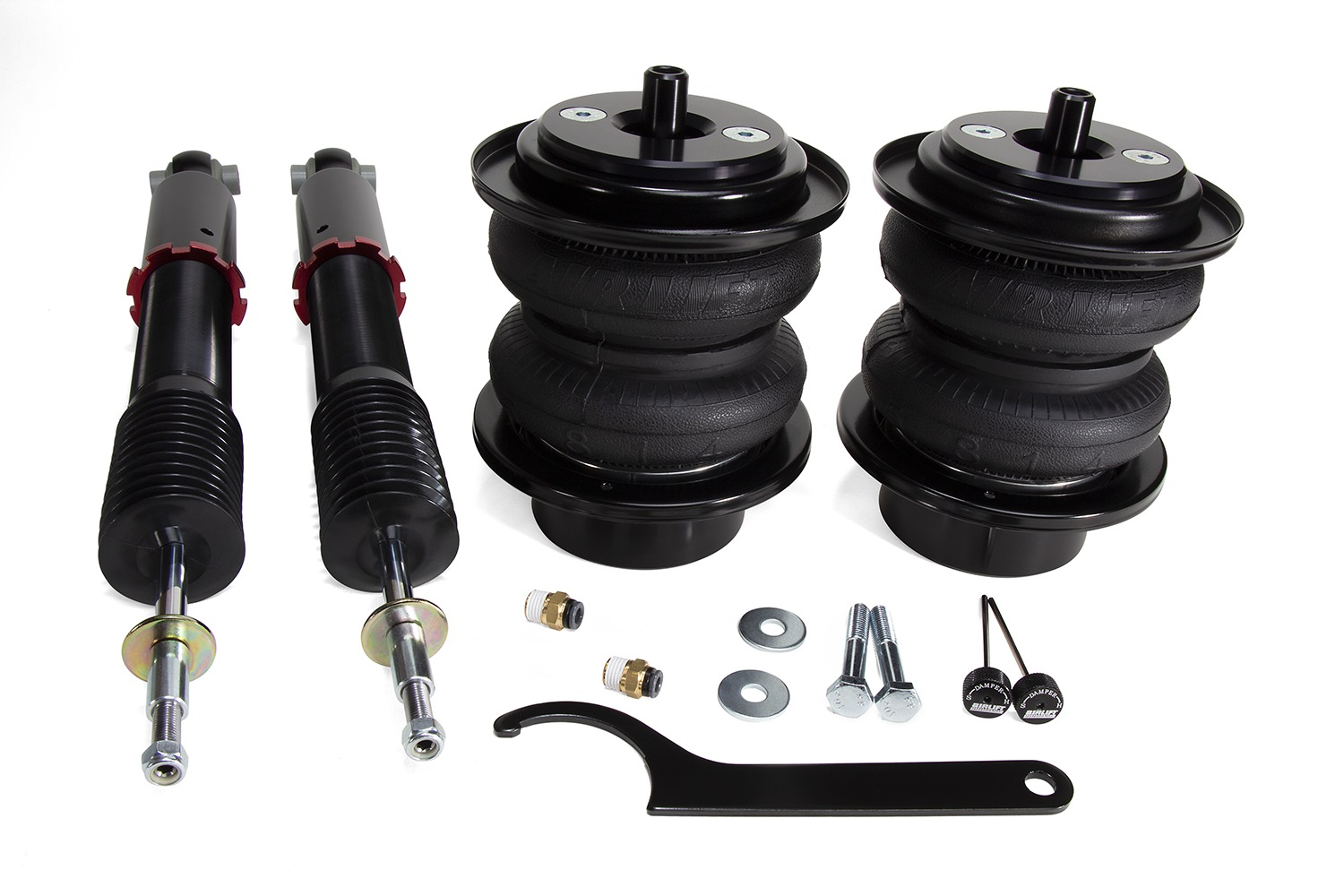 Air Lift Performance 75678 Performance Air Spring Kit Fits 02-08 A4
