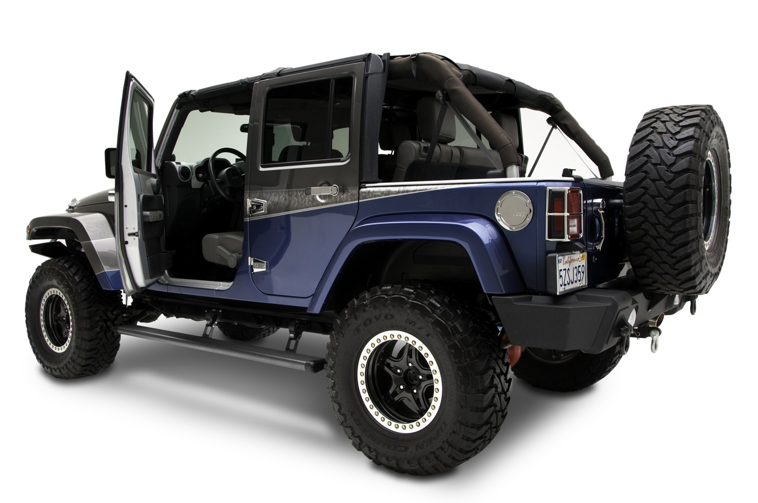 2007 2016 Jeep Wrangler Jk 4dr Unlimited Amp Research