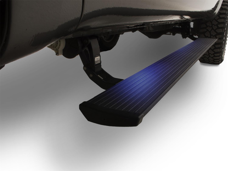 PowerStepT Plug-N-Play System, Incl. OEM Style Illumination, Black